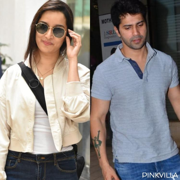 PHOTOS: Shraddha Kapoor adds cool 'shades swag' to her chic look; Varun Dhawan keeps it casual as he steps out