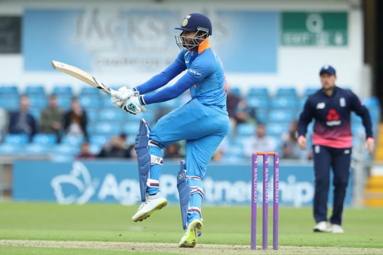 Shreyas Iyer feels that he is flexible batting at any position in the ODI side
