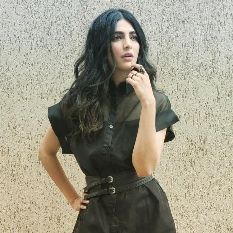 Shruti Haasan makes major revelation about her alcohol addiction & how she underwent medical condition for it