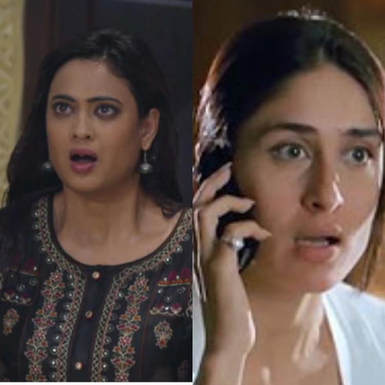 Shweta Tiwari suffers from burns while recreating a scene from Jab We Met on her show Mere Dad Ki Dulhan