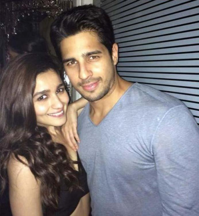 Alia Bhatt's ex boyfriend Sidharth Malhotra has THIS to say about Kalank teaser