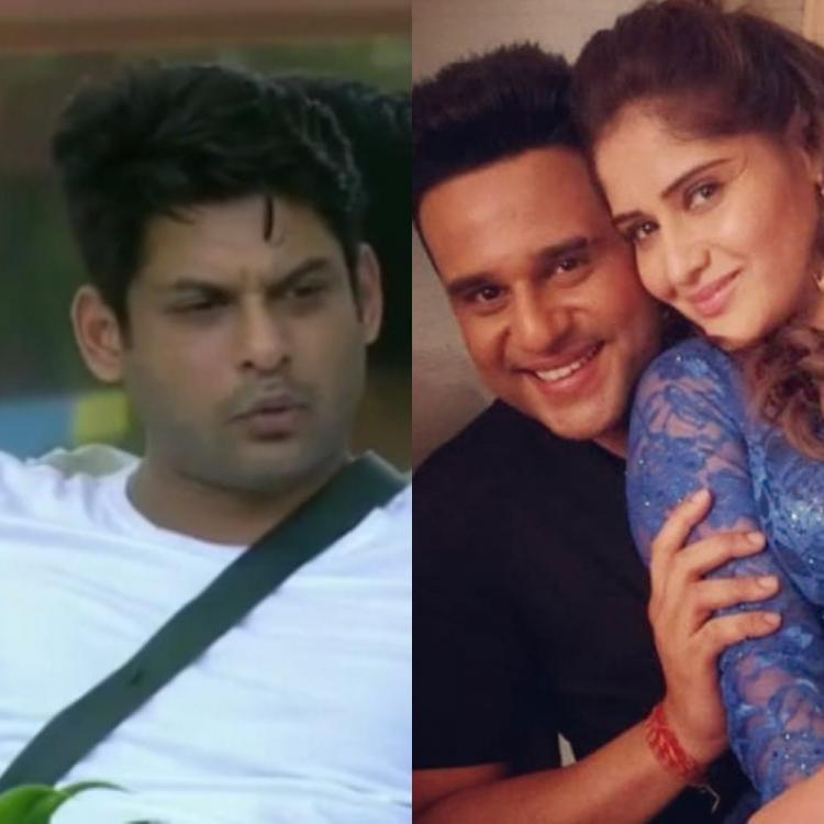Bigg Boss 13: Krushna Abhishek calls Sidharth Shukla 'muhfat' & is happy Arti Singh isn't giving him 'bhav'