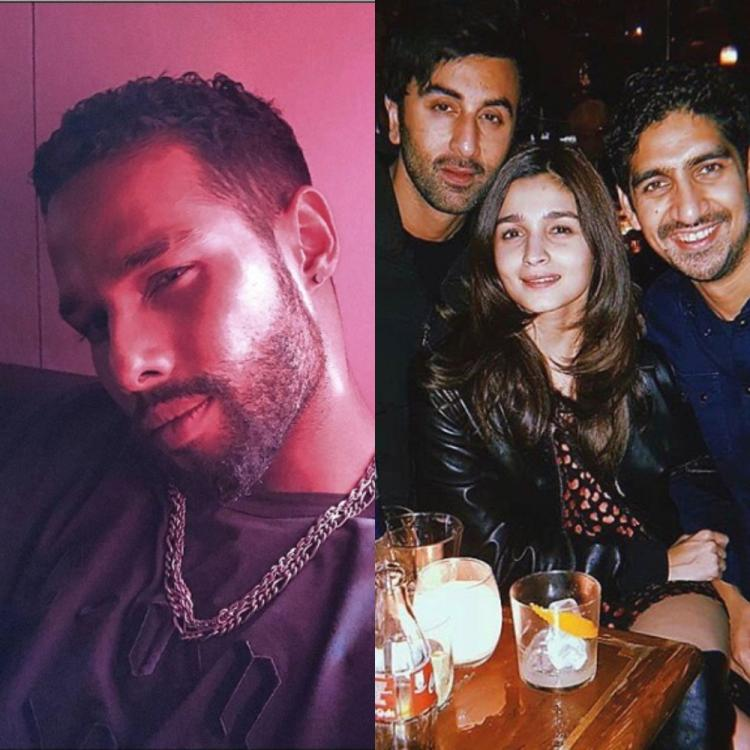 Gully Boy actor Siddhant Chaturvedi wants Alia Bhatt & Ranbir Kapoor to star in Hindi version of Men in Black
