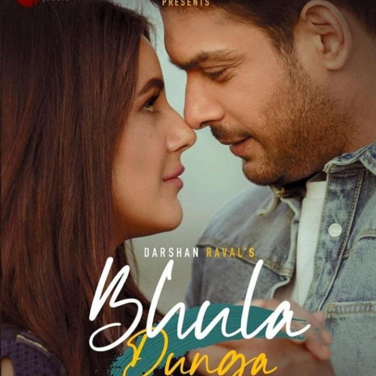 Bhula Dunga FIRST LOOK: Sidharth Shukla & Shehnaaz Gill can't take their eyes off each other and we're in awe