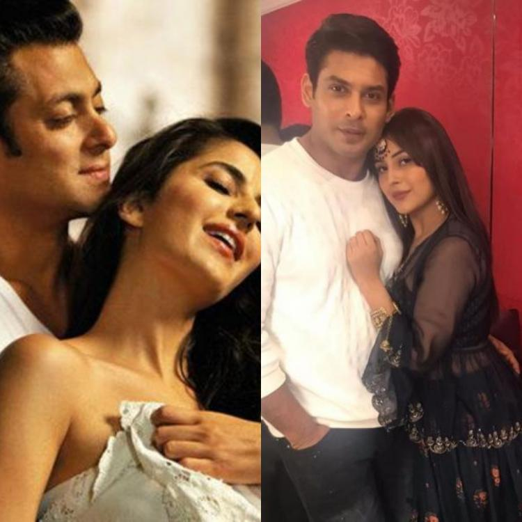 Sidharth Shukla & Shehnaaz Gill's fans compare them to Salman Khan & Katrina Kaif after Bhula Dunga first look