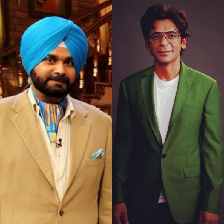 Navjot Singh Sidhu talks about the return of Sunil Grover to The Kapil Sharma Show