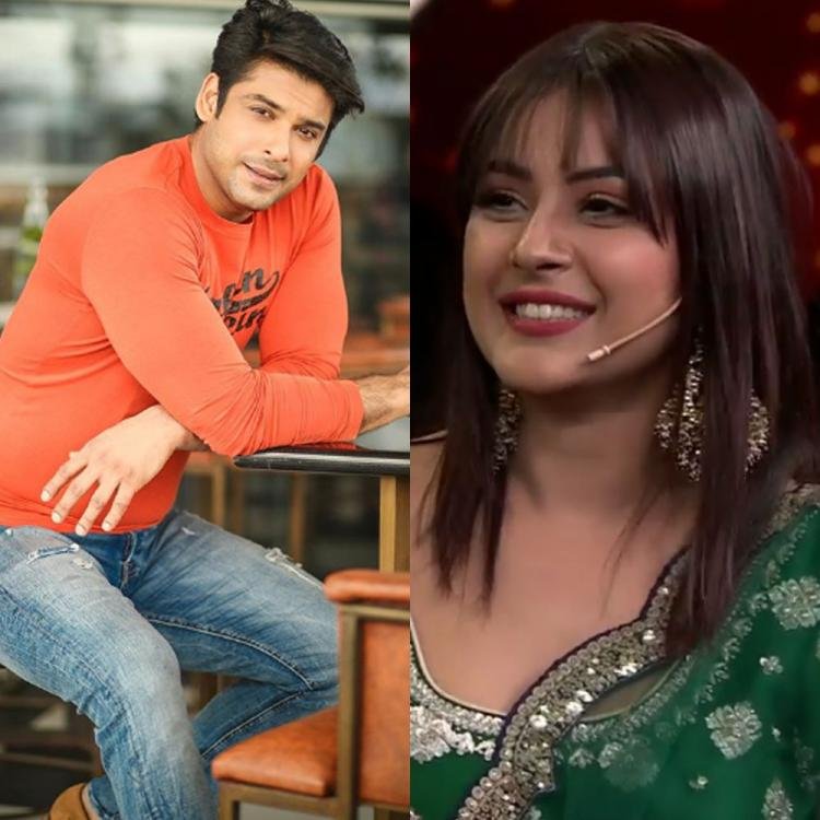 Bigg Boss 13 winner Sidharth Shukla is HAPPY about Shehnaaz Gill's swayamvar; Wishes her a great life ahead