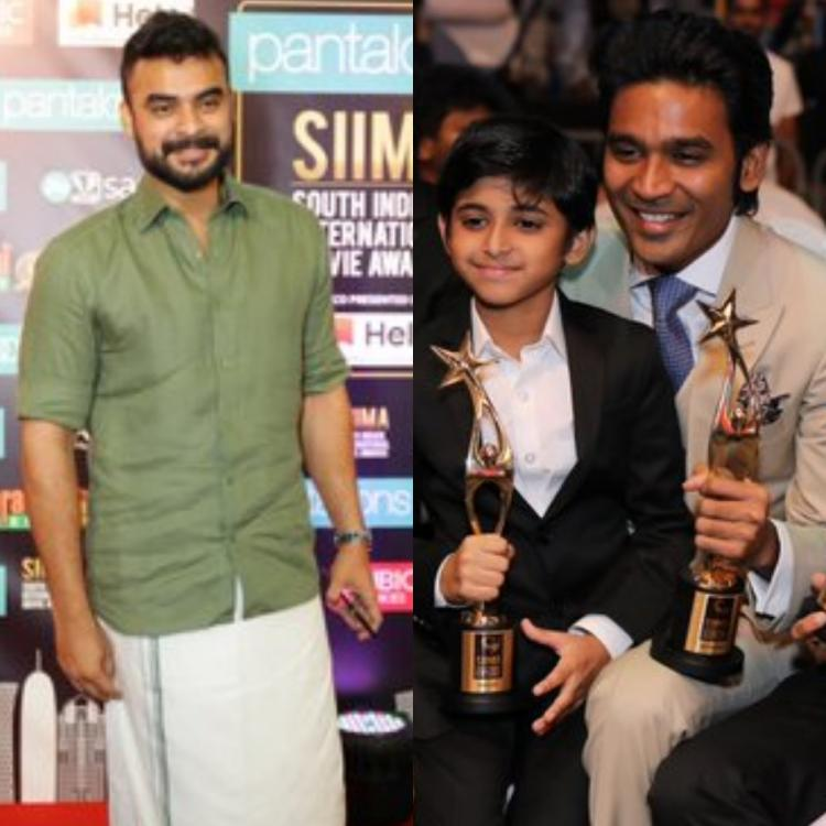 SIIMA 2019 Malayalam and Tamil winners full list: Tovino