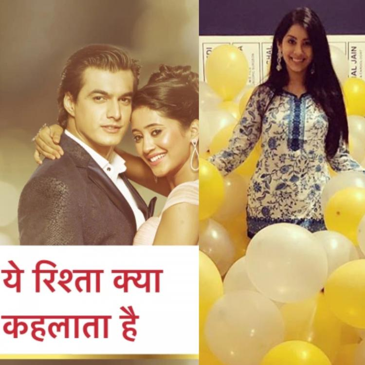 EXCLUSIVE: Yeh Rishta Kya Kehlata Hai actress Simran Khanna talks about the show, playing a mother & more