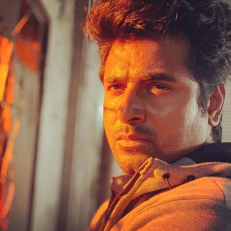 Hero: Sivakarthikeyan's picture from the film's set looks intense and gritty; Check it out