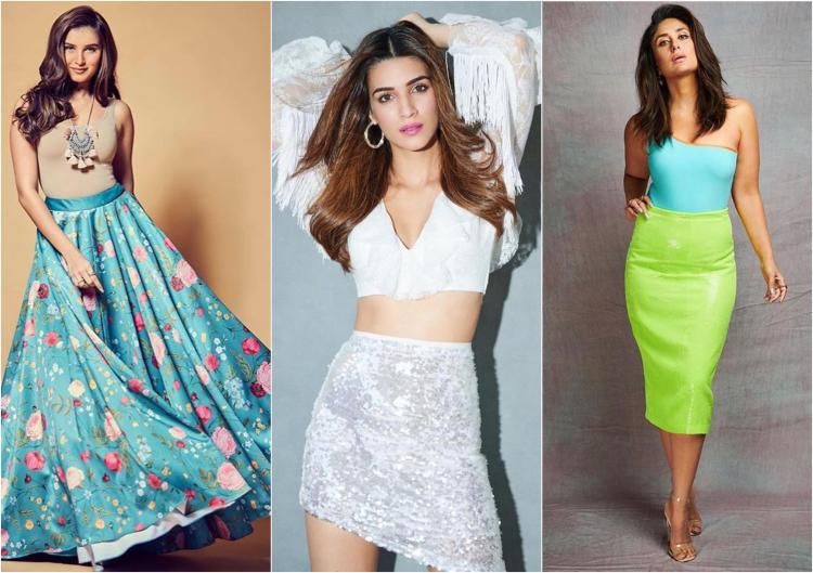Sonam Kapoor Ahuja, Tara Sutaria, Kareena Kapoor Khan set major skirt goals for girls; Check it out