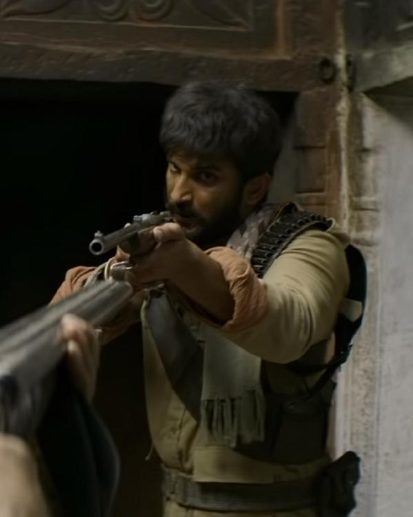 Sochiriya trailer 2: Sushant Singh Rajput tells us how rifle is the answer to everything for the rebels