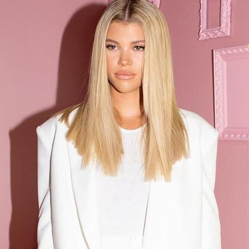 Netizens accuse Sofia Richie of copying Kourtney Kardashian's style