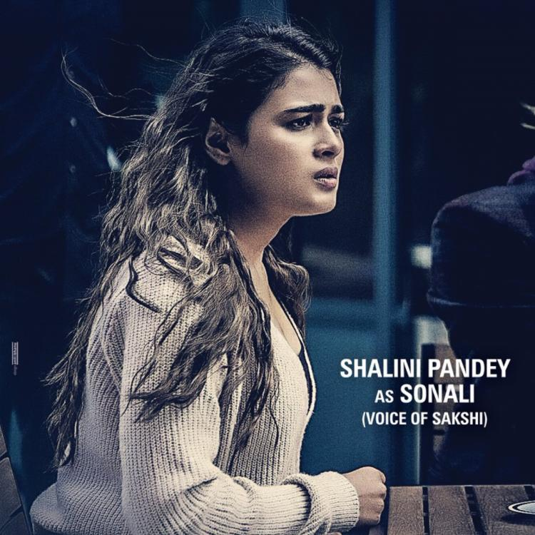 Nishabdham: Shalini Pandey's first look from the Anushka Shetty starrer is intriguing; Check it out