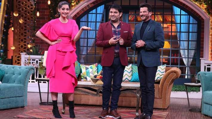 The Kapil Sharma Show February 9, 2019 Written Update: Anil Kapoor, Sonam Kapoor & others can't stop laughing