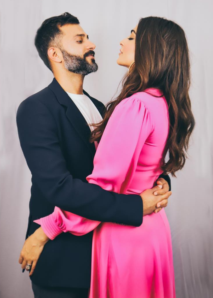 EXCLUSIVE: Sonam K Ahuja REVEALS her first Valentine's Day plans with hubby Anand Ahuja