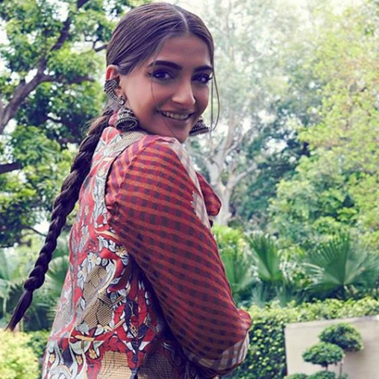 Sonam Kapoor gets nostalgic about her debut movie Saawariya as she completes 12 years in Bollywood