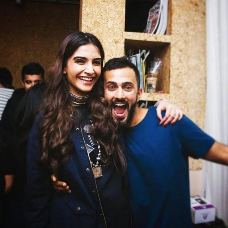 Sonam K Ahuja declares she loves Paris but not more than hubby Anand Ahuja; Check it out