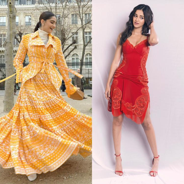 Sonam Kapoor to Ananya Panday: All the looks from yesterday you cannot miss out on
