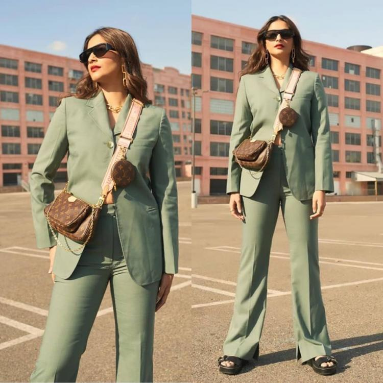 Sonam Kapoor makes for the ultimate boss babe in Philip Lim and Louis Vuitton: Yay or Nay?