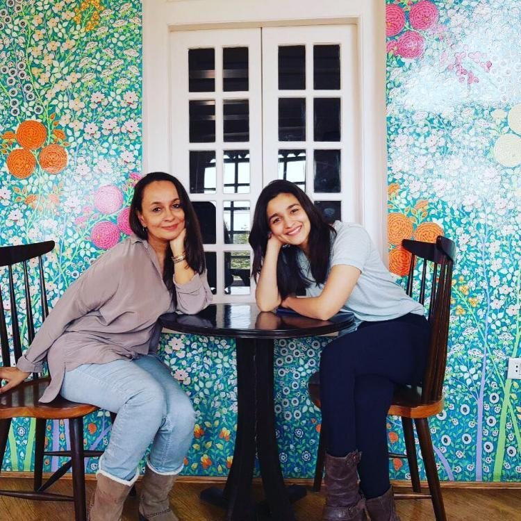 EXCLUSIVE: Soni Razdan expresses her happiness on Alia Bhatt being a part of SS Rajamouli's RRR