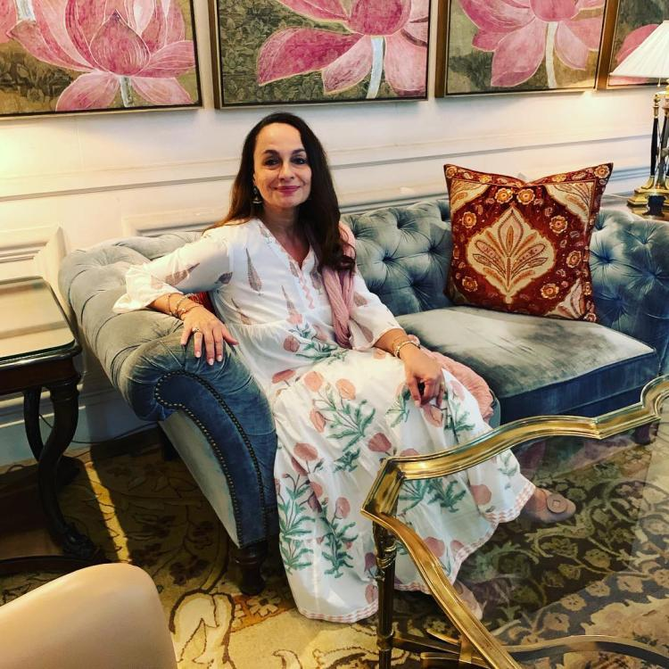 Soni Razdan gives a befitting reply to a troll who tweeted her 'Get lost British citizen'; read more