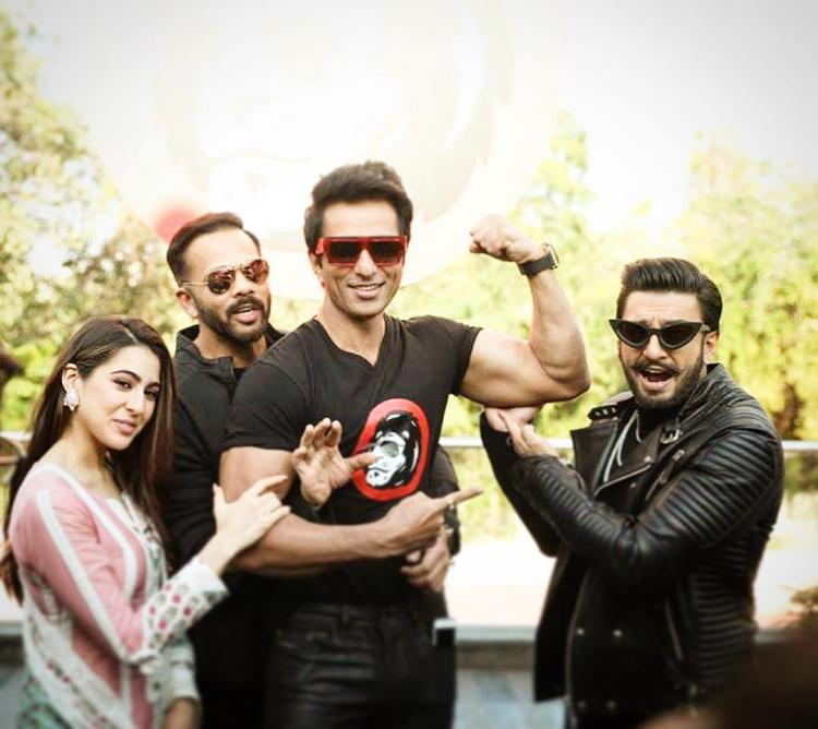 - Sonu Sood pens a heartwarming note for his late parents after the success of Rohit Shetty's Simmba