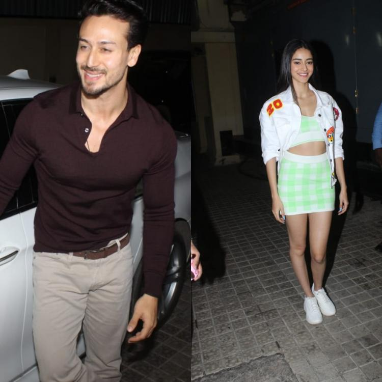 SOTY 2 screening: Varun Dhawan, Sara Ali Khan, Arjun Kapoor and others join the star cast; View pics