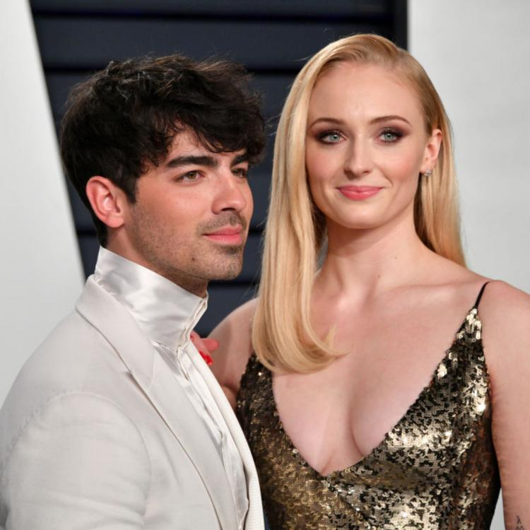 Sophie Turner looks ADORABLE in this unmissable video shared by Joe Jonas during their trip to Disneyland