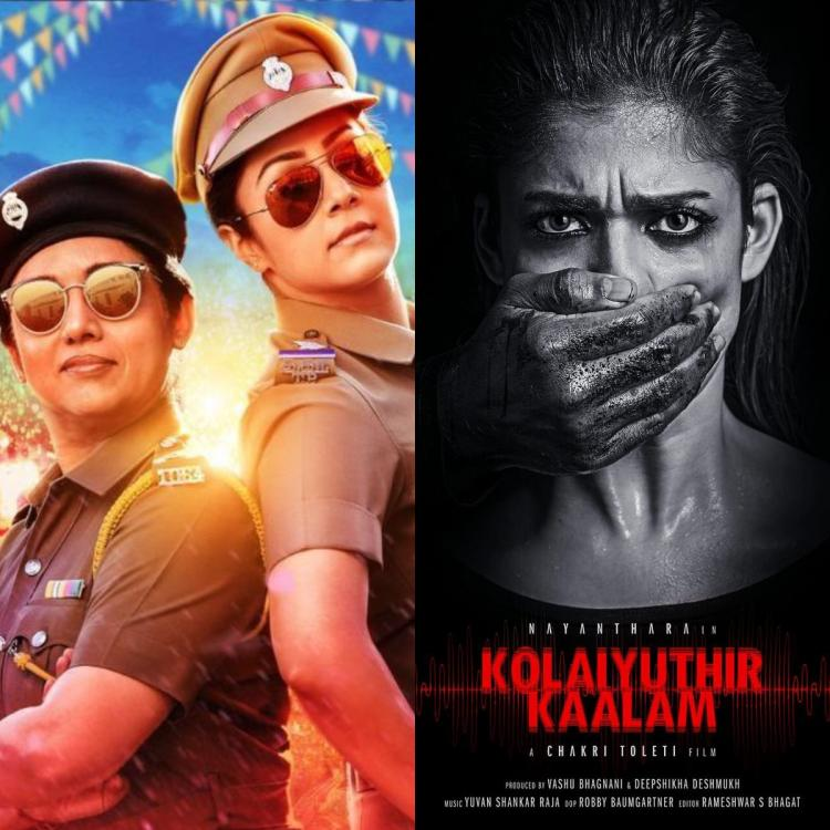 South Movies Releasing This Week: From Nayanthara's Kolaiyuthir Kaalam to Jackpot, Guna 369; Check it out