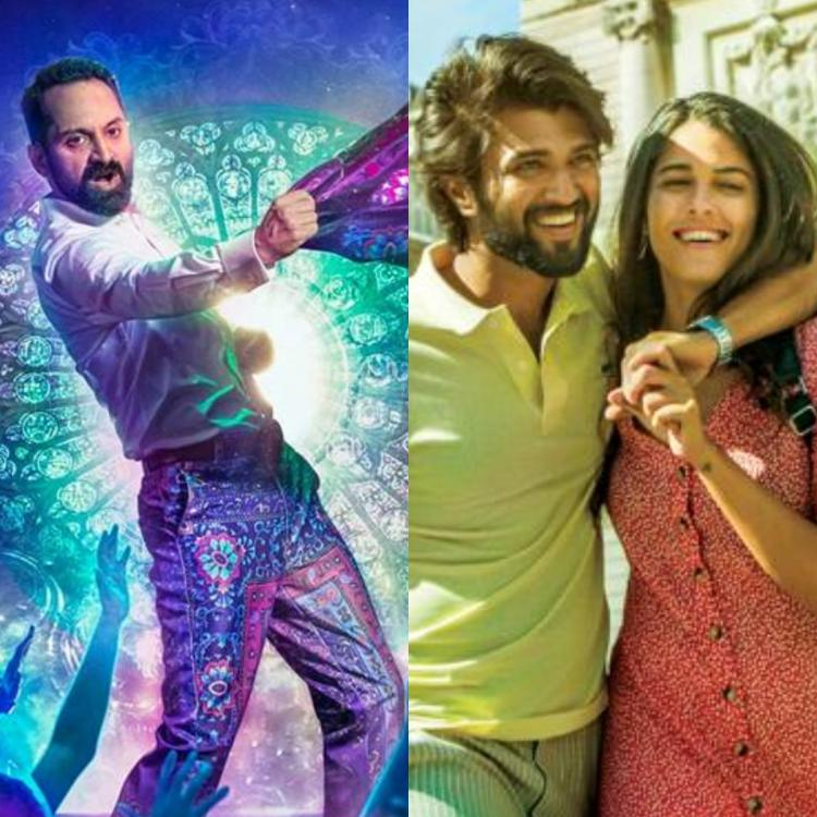 South Movies Releasing This Friday: Vijay Deverakonda's World Famous Lover to Fahadh Faasil's Trance