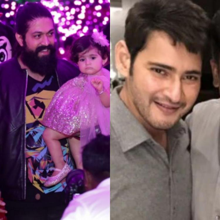 South Newsmakers Of The Week: Yash's daughter Ayra's 1st birthday to Mahesh Babu and Vamshi Paidipally's film