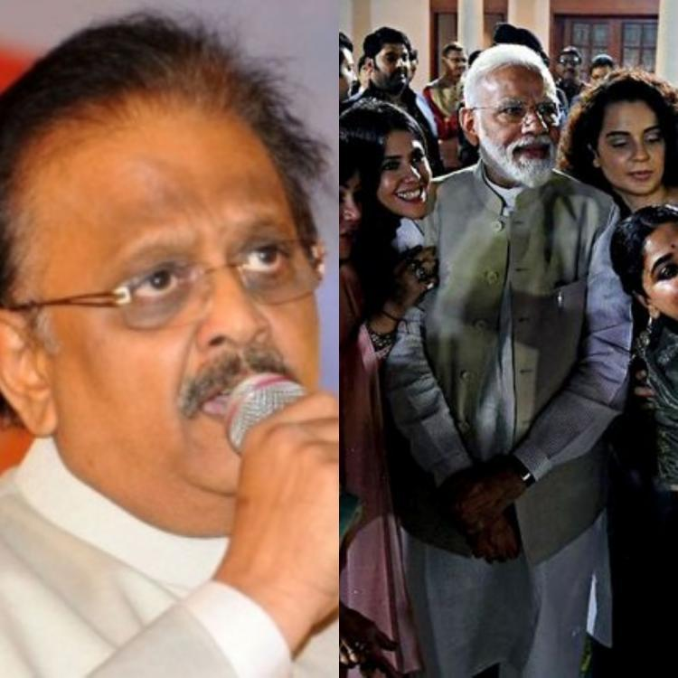 SP Balasubrahmanyam clears the air about his sensational post to PM Narendra Modi