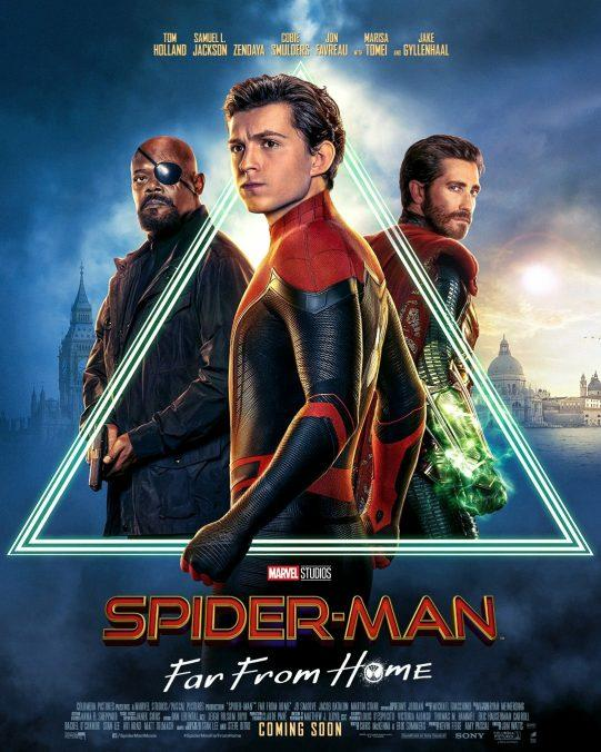 Jake Gyllenhaal is the surprise package in Spider-Man: Far From Home.
