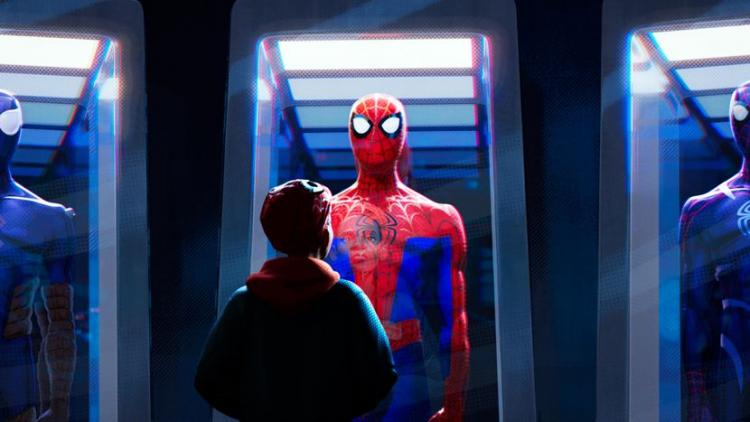 Reviews,Spider-Man: Into the Spider-Verse
