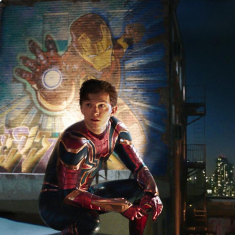 Spider Man Far From Home New Poster: Peter Parker aka Spider Man is missing Iron Man and here's the proof