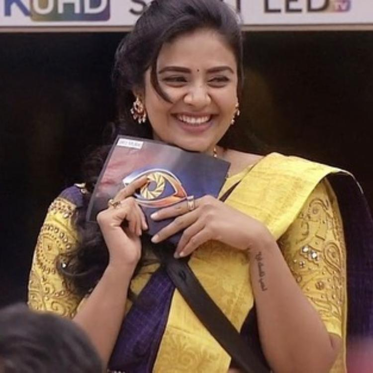 Bigg Boss Telugu 3 Finalist's Viral Photo: Sreemukhi's brother Sushruth clears the air about the fake pic