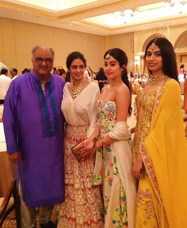 Ahead of Sridevi's death anniversary, the late actress' family to hold a puja in Chennai