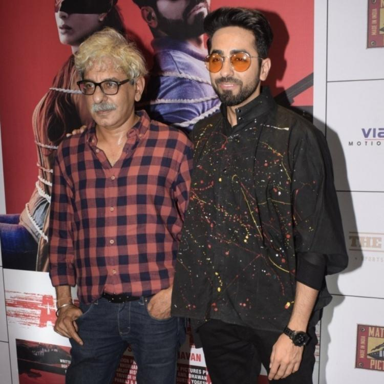 Ayushmann Khurrana signs another Sriram Raghavan directorial after AndhaDhun; read details