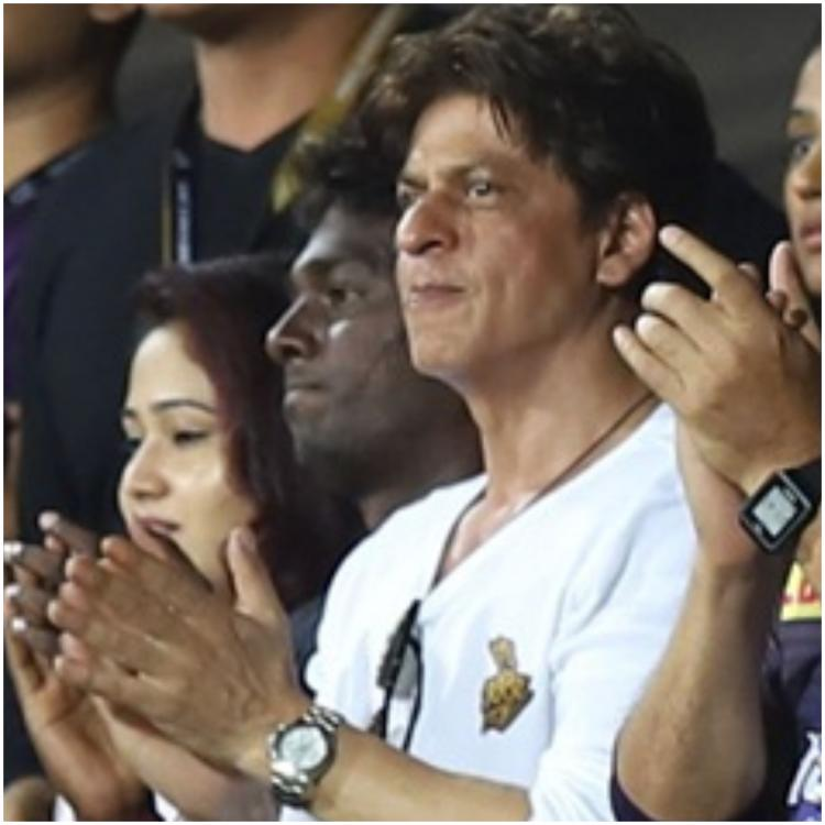 Did Shah Rukh Khan visit Mersal director Atlee's office post KKR match and like not one, but two scripts?