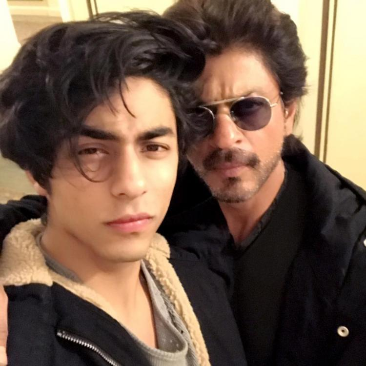 The Lion King: This is NOT the first time Shah Rukh Khan & Aryan come together to dub for a Hollywood movie