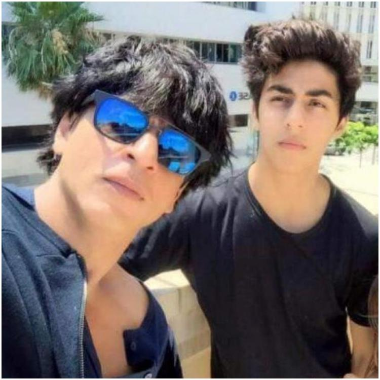 Shah Rukh Khan and son Aryan Khan to lend voices to Mufasa and Simba in The Lion King; CONFIRMS the actor