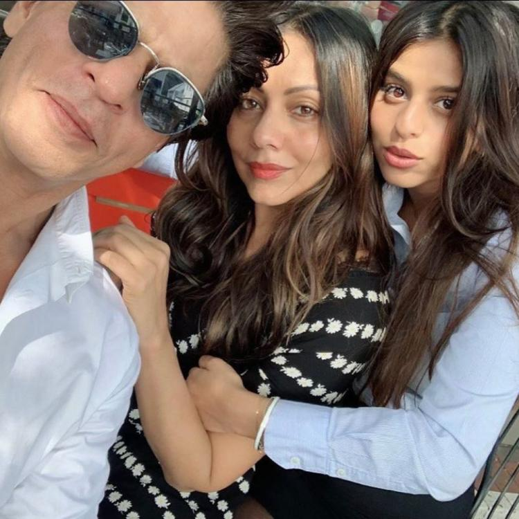 Shah Rukh Khan & Gauri Khan's daughter Suhana Khan enrolls in New York University