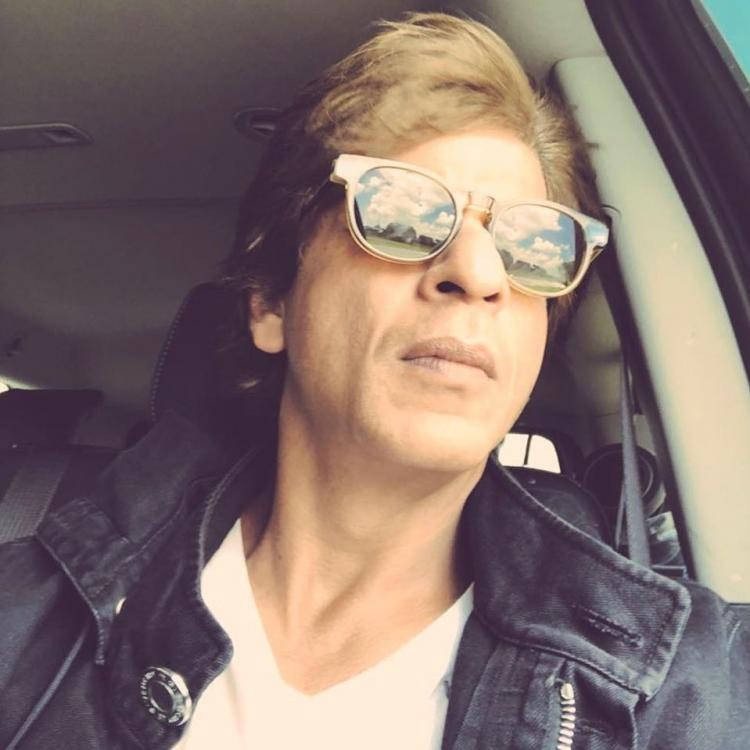Shah Rukh Khan shares his success mantra; Find out