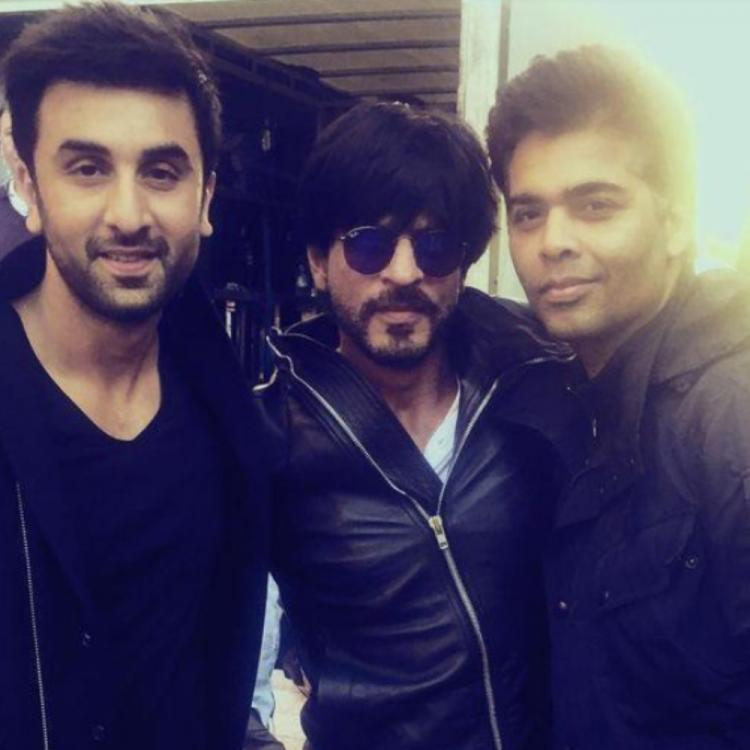 Shah Rukh Khan and Ranbir Kapoor are swapping directors and we wonder what's happening; DEETS inside