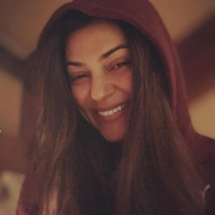 Sushmita Sen opts for a deglam look in her latest PIC; boyfriend Rohman Shawl leaves a sweet comment
