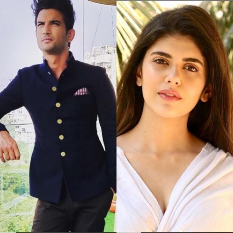 Sushant Singh Rajput's Dil Bechara co star Sanjana Sanghi is all praises for his film Chhichhore; DEETS inside
