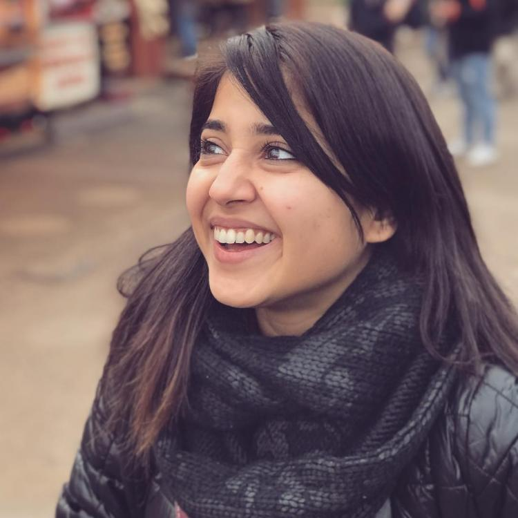 Shweta Tripathi says she is always on a lookout for new projects and challenges
