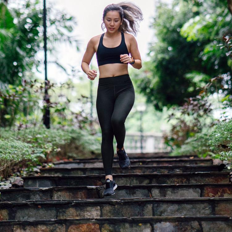 Weight loss Tips: Don't have time to hit the gym? This is the ULTIMATE stair workout you can do under 15 minutes