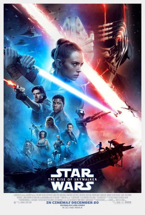 Star Wars: The Rise of Skywalker Review: Daisy Ridley & Adam Driver's film is 'fan service' which enthralls